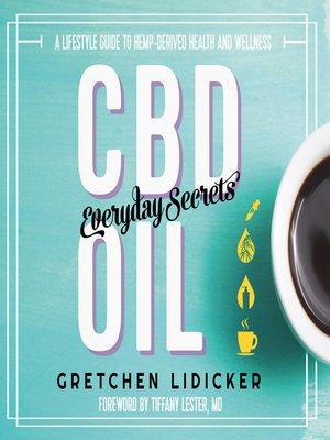 cover image of CBD Oil: Everyday Secrets