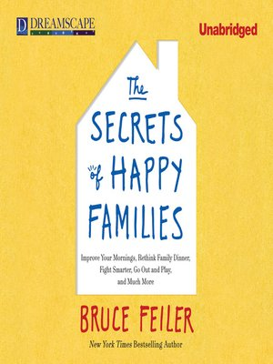 cover image of The Secrets of Happy Families