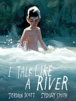 cover image of I Talk Like a River
