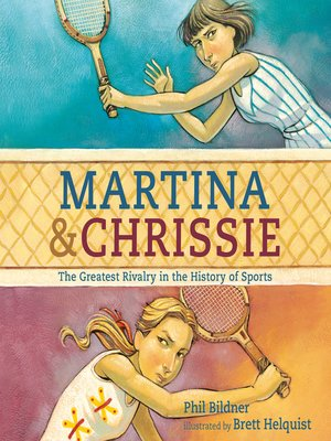 cover image of Martina and Chrissie