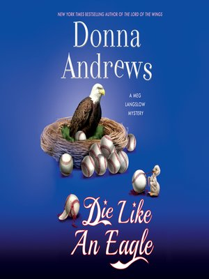 cover image of Die Like an Eagle