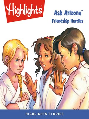 cover image of Ask Arizona: Friendship Hurdles