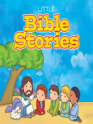 cover image of Little Bible Stories