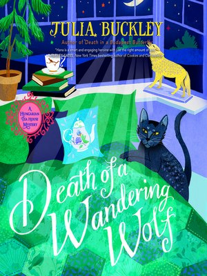 cover image of Death of a Wandering Wolf