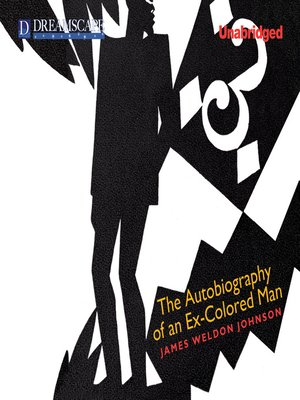 cover image of The Autobiography of an Ex-Colored Man