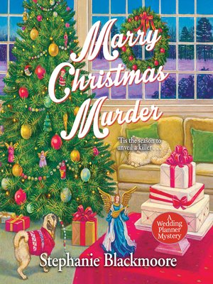 cover image of Marry Christmas Murder