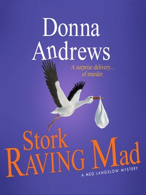 cover image of Stork Raving Mad