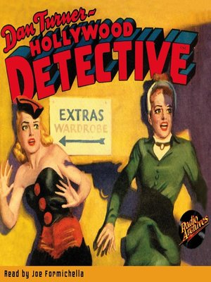 cover image of Dan Turner, Hollywood Detective: March 1943