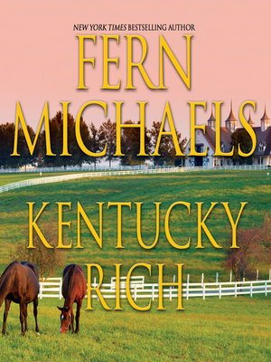 cover image of Kentucky Rich