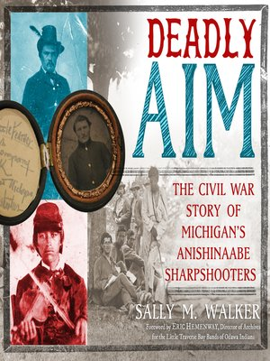 cover image of Deadly Aim