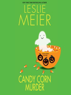 cover image of Candy Corn Murder
