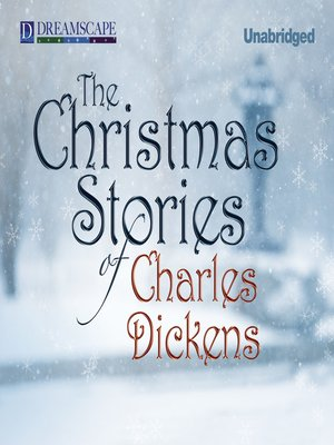 cover image of The Christmas Stories of Charles Dickens