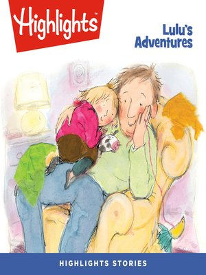 cover image of Lulu's Adventures