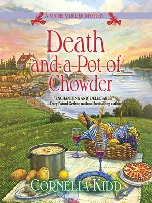 cover image of Death and a Pot of Chowder