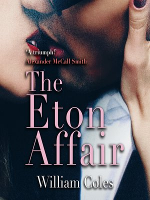 cover image of The Eton Affair
