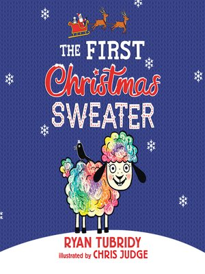 cover image of The First Christmas Sweater
