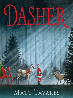 cover image of Dasher