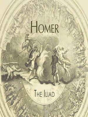 cover image of The Iliad