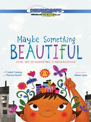 cover image of Maybe Something Beautiful