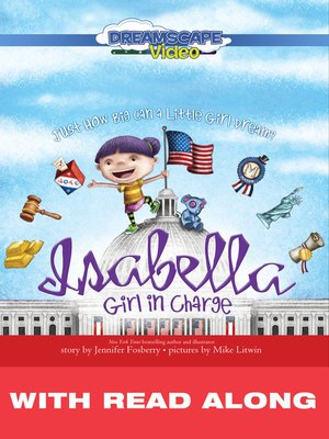 cover image of Isabella: Girl in Charge