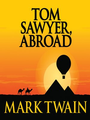 cover image of Tom Sawyer, Abroad
