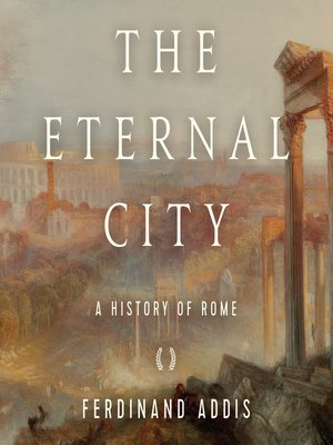 cover image of The Eternal City
