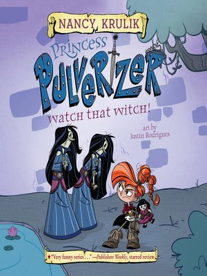 cover image of Watch That Witch!