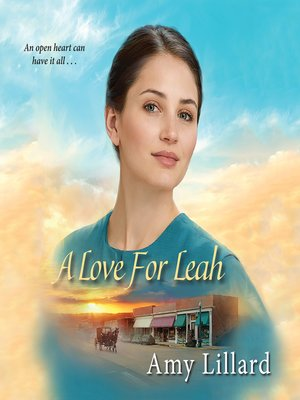 cover image of A Love for Leah