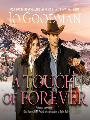 cover image of A Touch of Forever