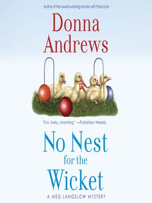 cover image of No Nest for the Wicket