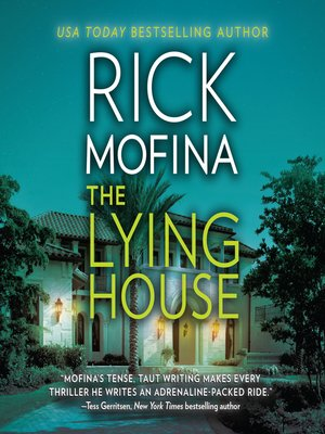 cover image of The Lying House