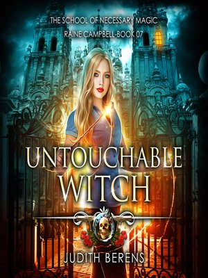cover image of Untouchable Witch