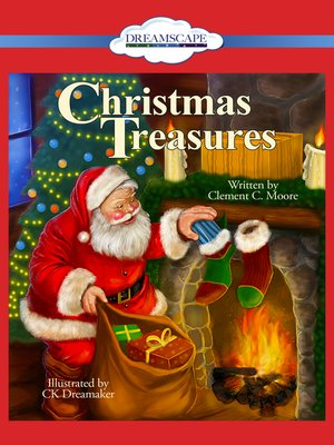 cover image of Christmas Treasures
