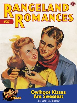 cover image of Rangeland Romances #27