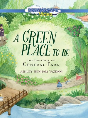 cover image of A Green Place to Be