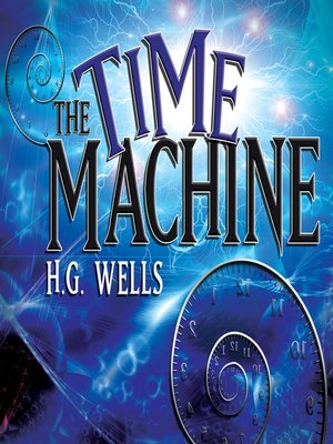 cover image of The Time Machine