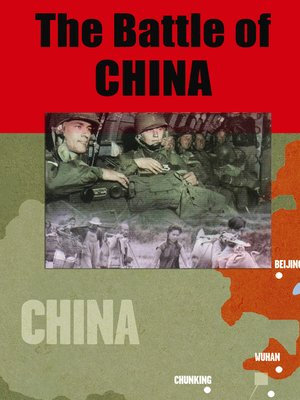 cover image of The Battle of China
