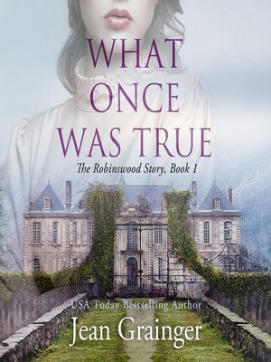 cover image of What Once Was True