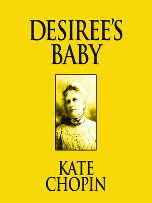 cover image of Desiree's Baby