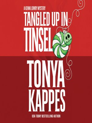 cover image of Tangled Up in Tinsel