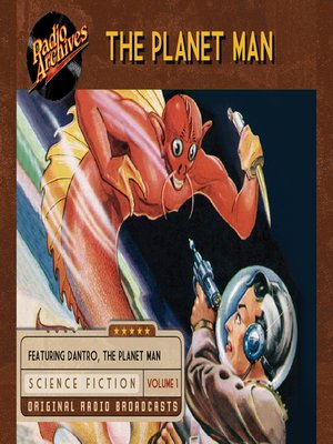 cover image of The Planet Man, Volume 1