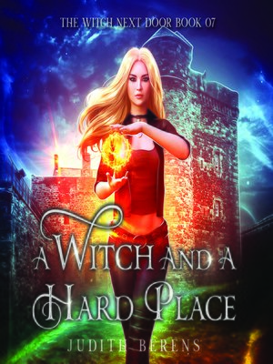 cover image of A Witch and a Hard Place