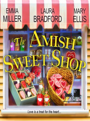 cover image of The Amish Sweet Shop