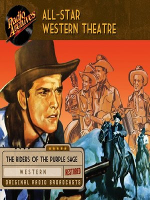 cover image of All-Star Western Theatre