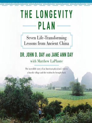 cover image of The Longevity Plan