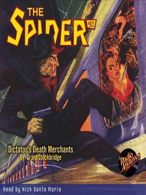 cover image of The Spider #82