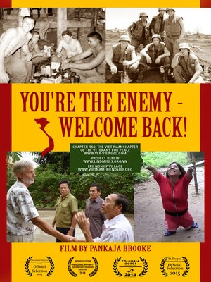 cover image of You're the Enemy - Welcome Back!