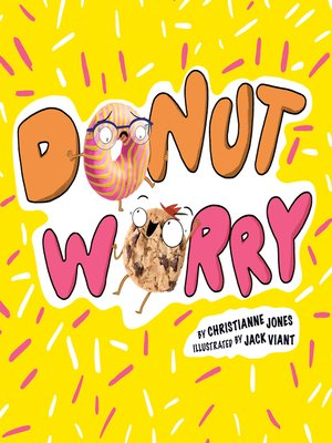 cover image of Donut Worry