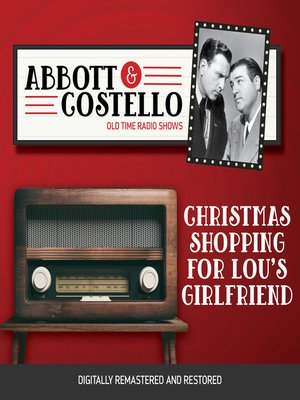 cover image of Abbott and Costello: Christmas Party