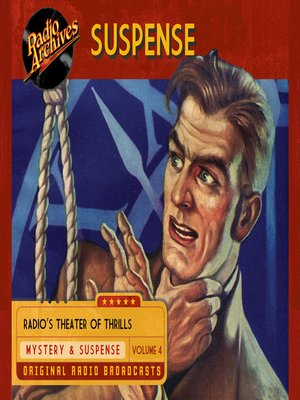 cover image of Suspense, Volume 4